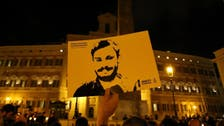 Egypt hands Italy documents in student murder probe