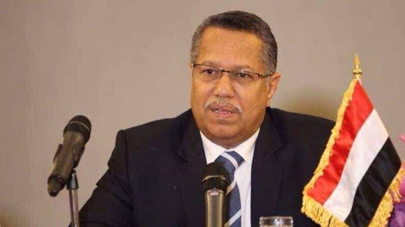 رئيس الوزراء اليمني، أحمد بن دغر