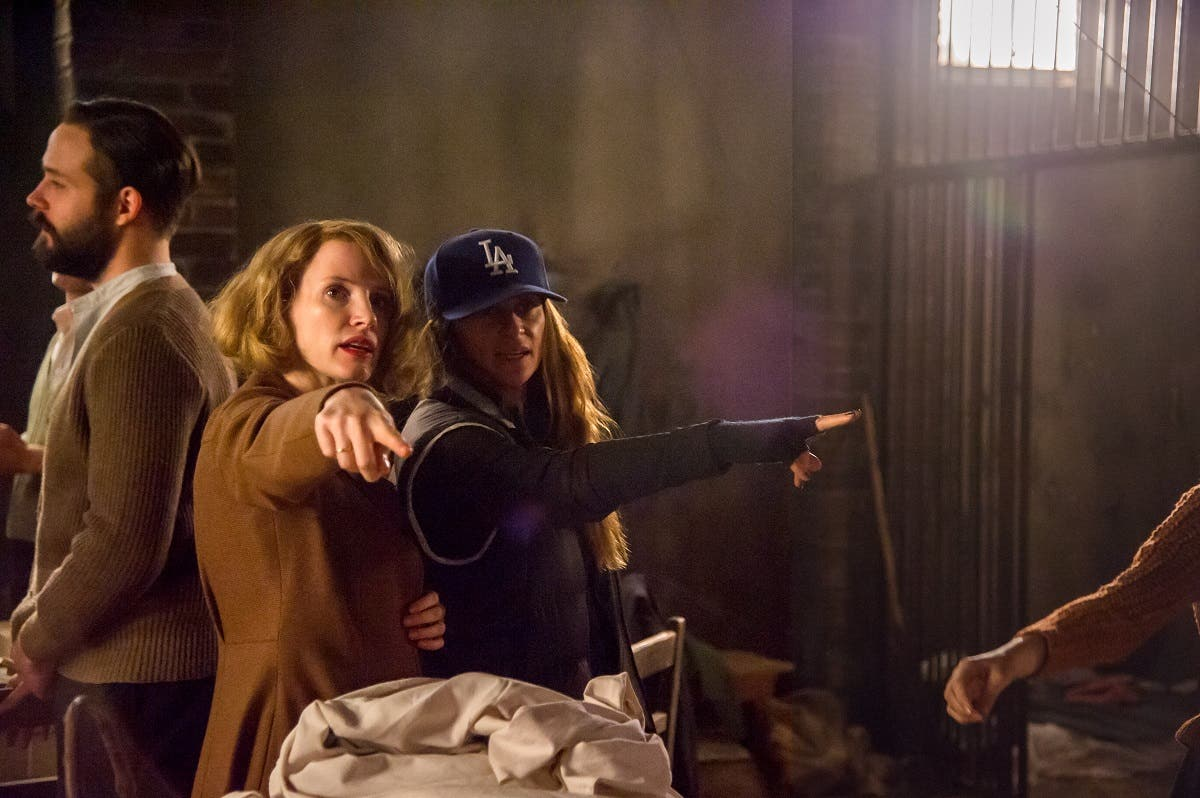 Zookeeper's Wife star Jessica Chastain opens up about sexism in Hollywood