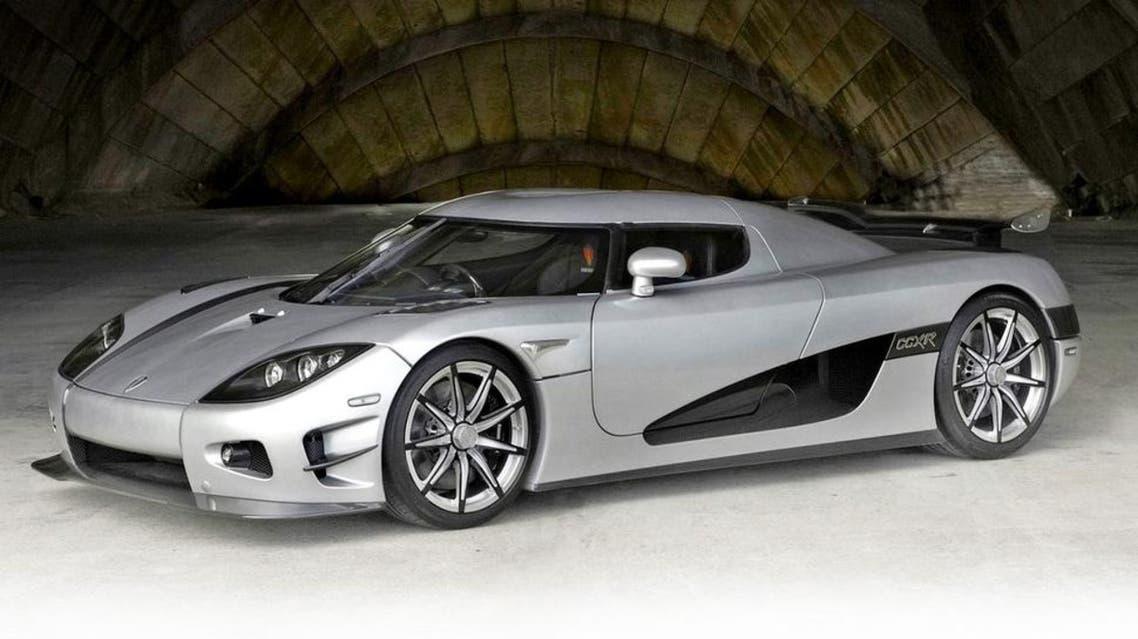 گرانترین ماشین جهان