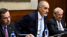 الجعفري: مفاوضات جنيف لم تتطرق لبحث السلال الـ4