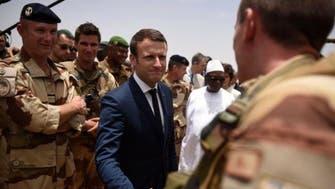 لافروف: مالي تطلب مساعدةشركة عسكرية روسية.. وباريس تعترض