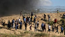 'Dozens hurt' as Palestinians clash with Israeli forces