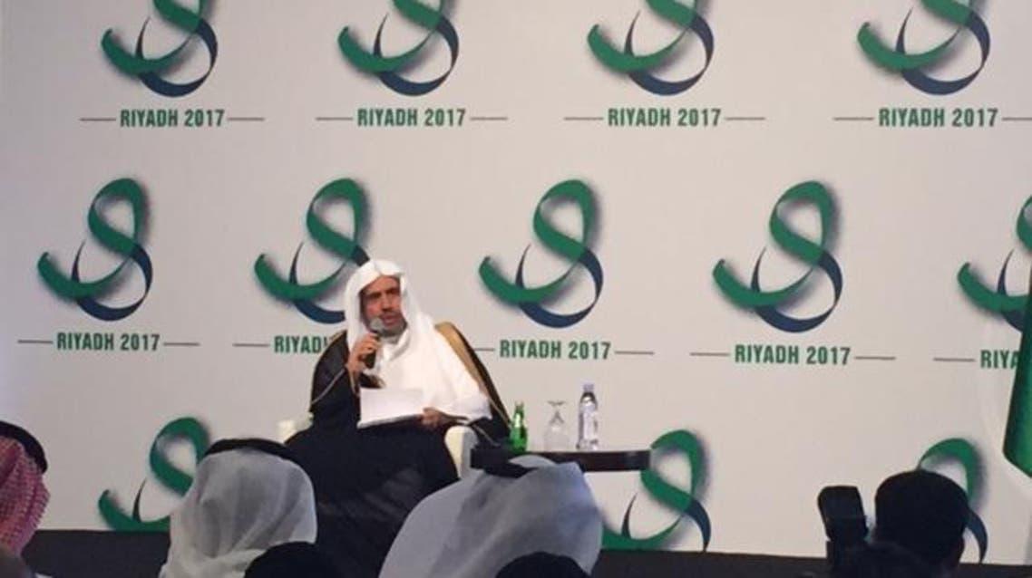محمد العيسي الأمين العام لرابطة العالم الإسلامي