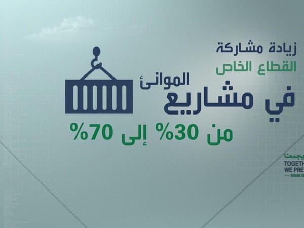 بالأرقام.. تفاصيل برنامج التحول الوطني حول الخصخصة
