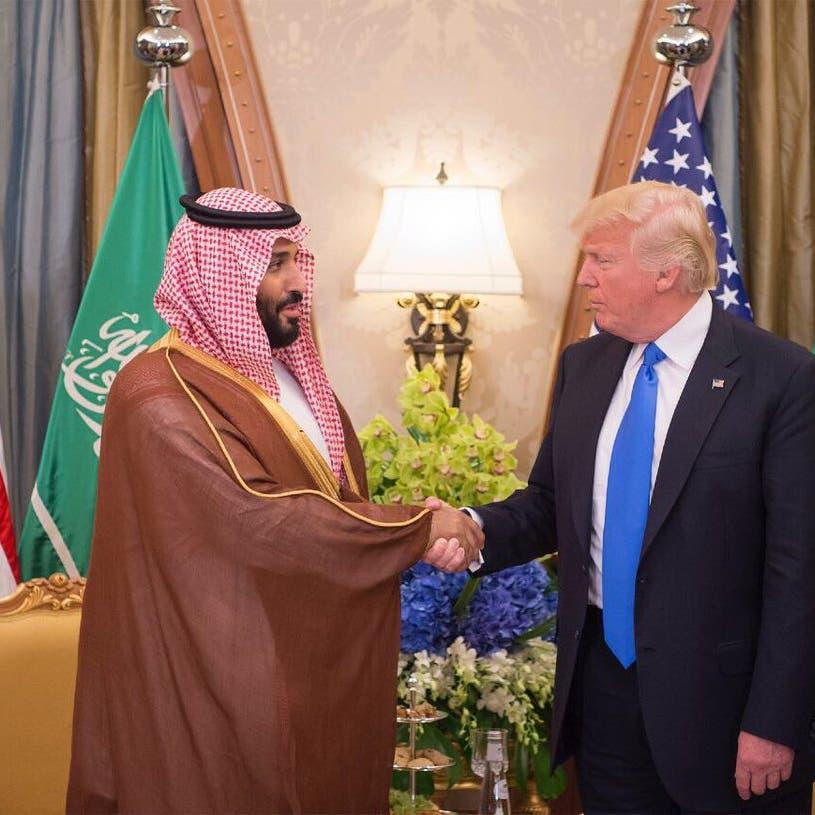 في قمة 20.. ترمب وولي العهد السعودي يبحثان تصعيد إيران