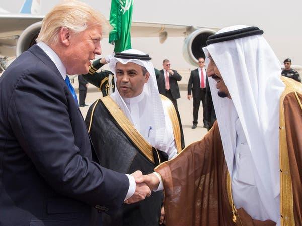 بالصور.. اليوم الأول من زيارة ترمب للسعودية