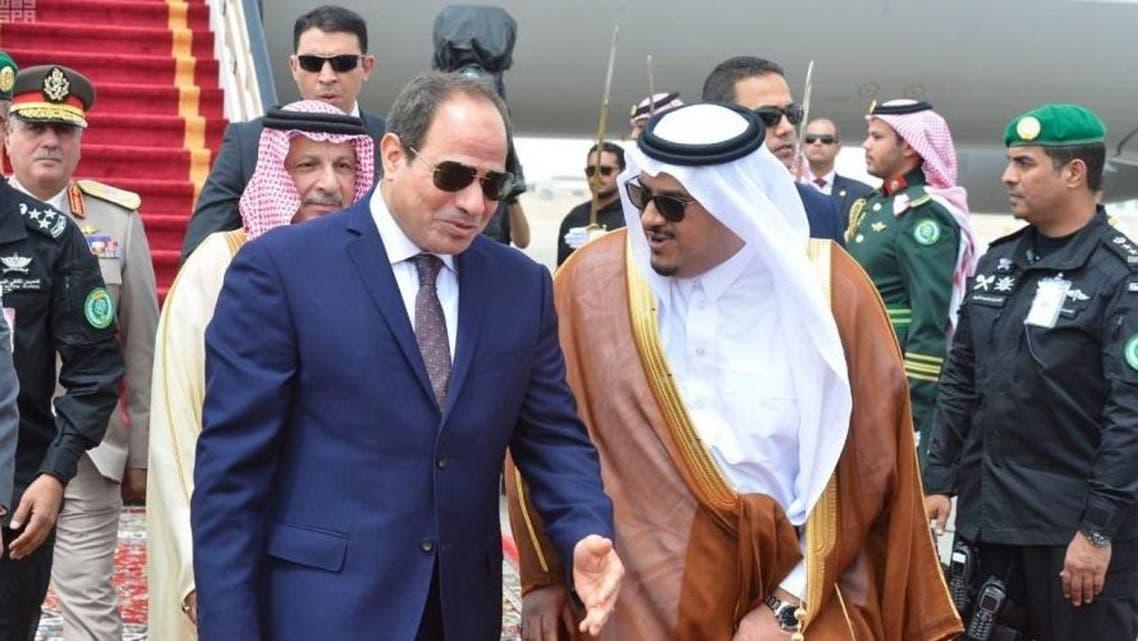 السيسي الرياض