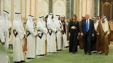 """من هم """"الخويا"""" الذين جذبوا انتباه ترمب في الرياض؟"""