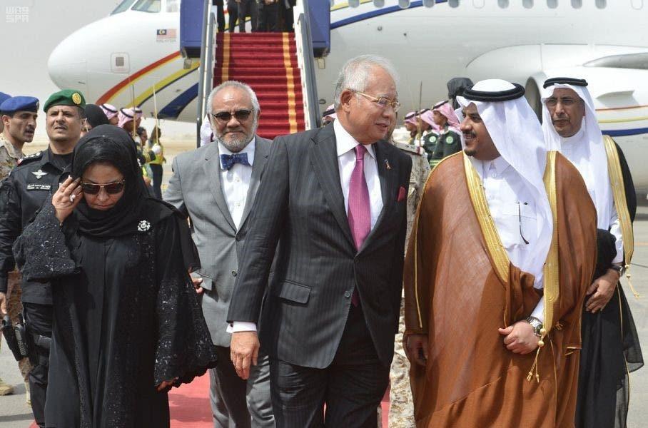 محمد نجيب عبدالرزاق رئيس الوزراء الماليزي