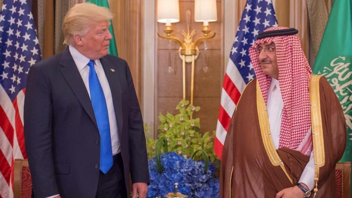 Saudi Crown Prince, Trump discuss cooperation on combatting terrorism