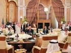 اختتام القمة الخليجية-الأميركية بالرياض