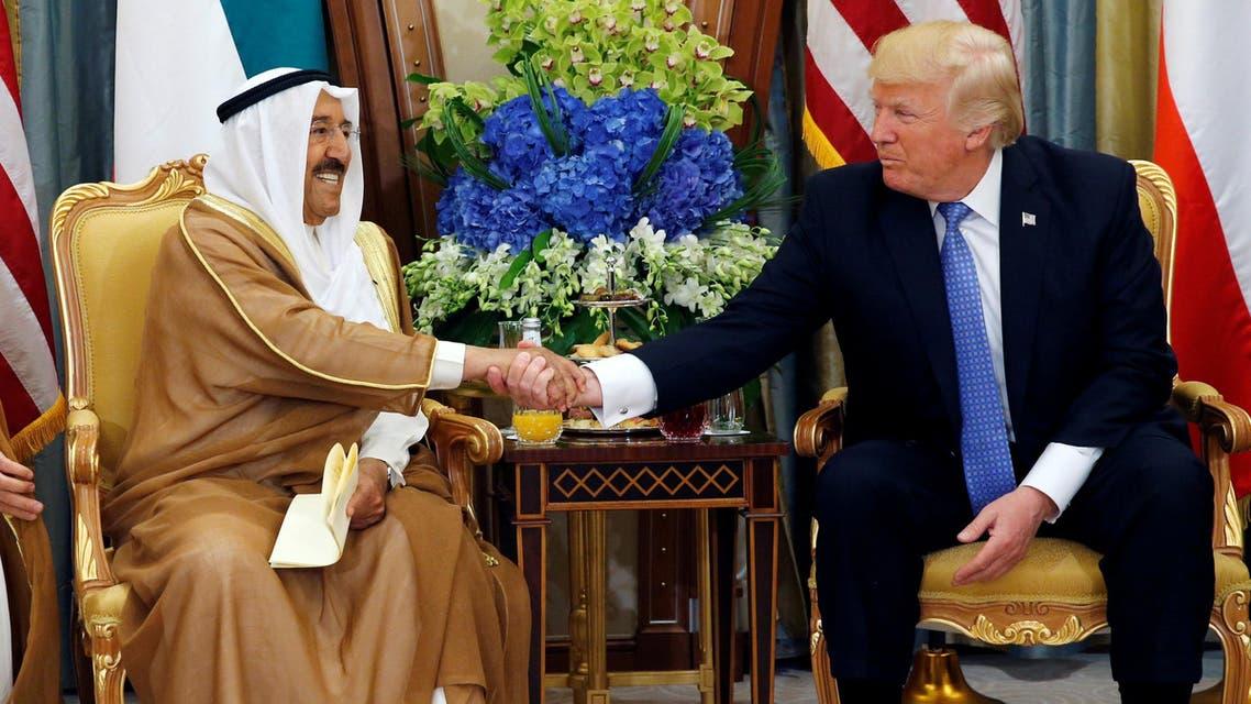 ترمب الكويت