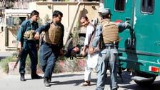 مقتل 20 شرطياً أفغانياً في هجوم لطالبان على مراكزهم