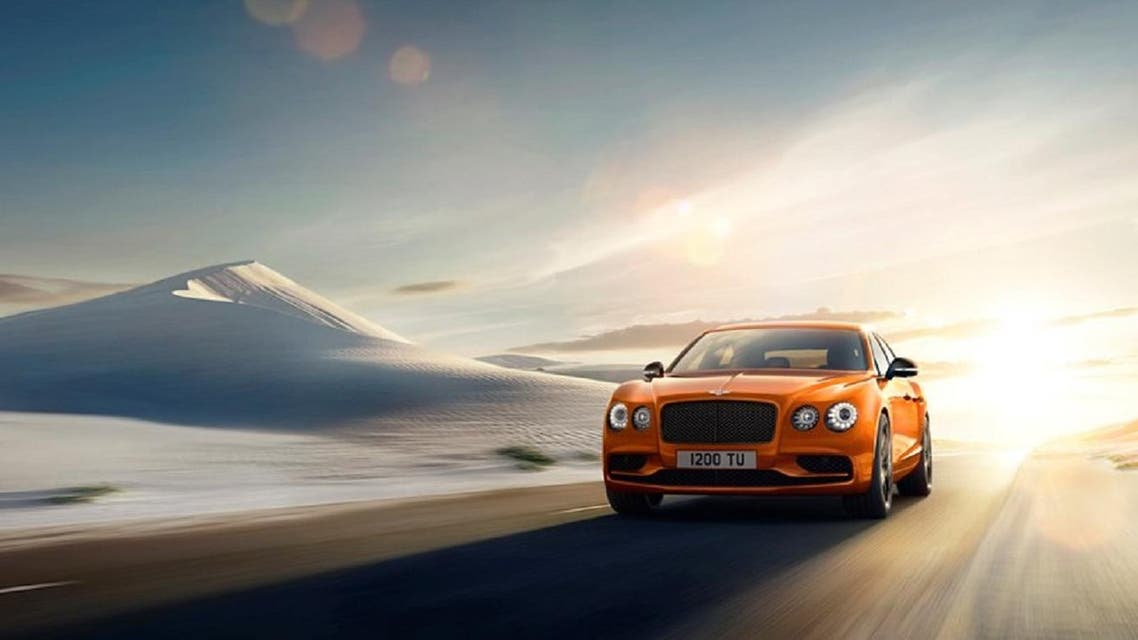 The Bentley Flying Spur W12 S can achieve a top speed of 325 km/h (202 mph). (Supplied)