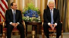 ڈونلڈ ٹرمپ کا السیسی کو فون، قطر کے معاملے پر بات چیت
