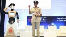 """دبئی پولیس فورس میں پہلے """"روبوٹ"""" اہل کار کی شمولیت کا اعلان"""