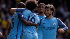 Manchester City dominate PFA Team of the Year