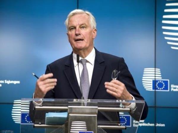 بارنييه: لن تكون هناك فترة انتقالية بدون اتفاق بريكست