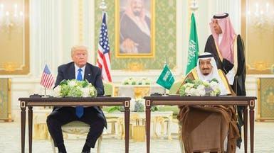 بيان سعودي أميركي: تدخلات إيران خطر على المنطقة والعالم