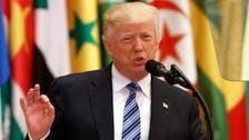 Trump: Iran must never be allowed to have nuclear arms