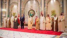 Trump underscores to Tamim importance of Riyadh Summit commitment, Iran threat