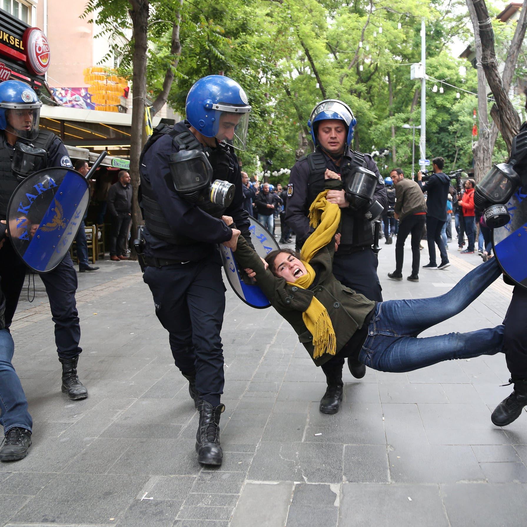 تركيا تمنع إحياء إبادة الأرمن وأردوغان يلمح لماضي فرنسا