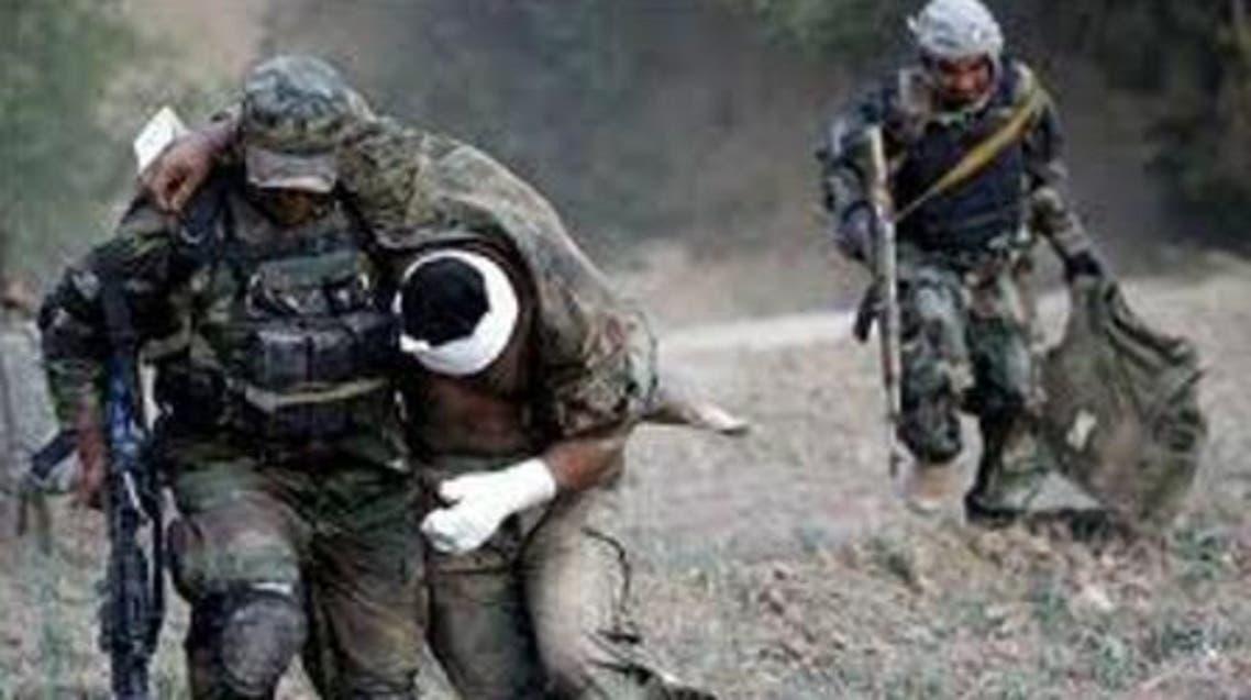 ارتش ملی افغانستان کشته شدند