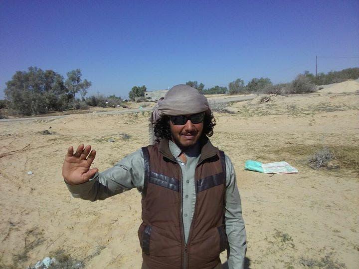 داعشي تمت تصفيته في مواجهات مع الجيش المصري وقبائل سيناء