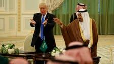 Trump in Bethlehem: King Salman is 'very wise'