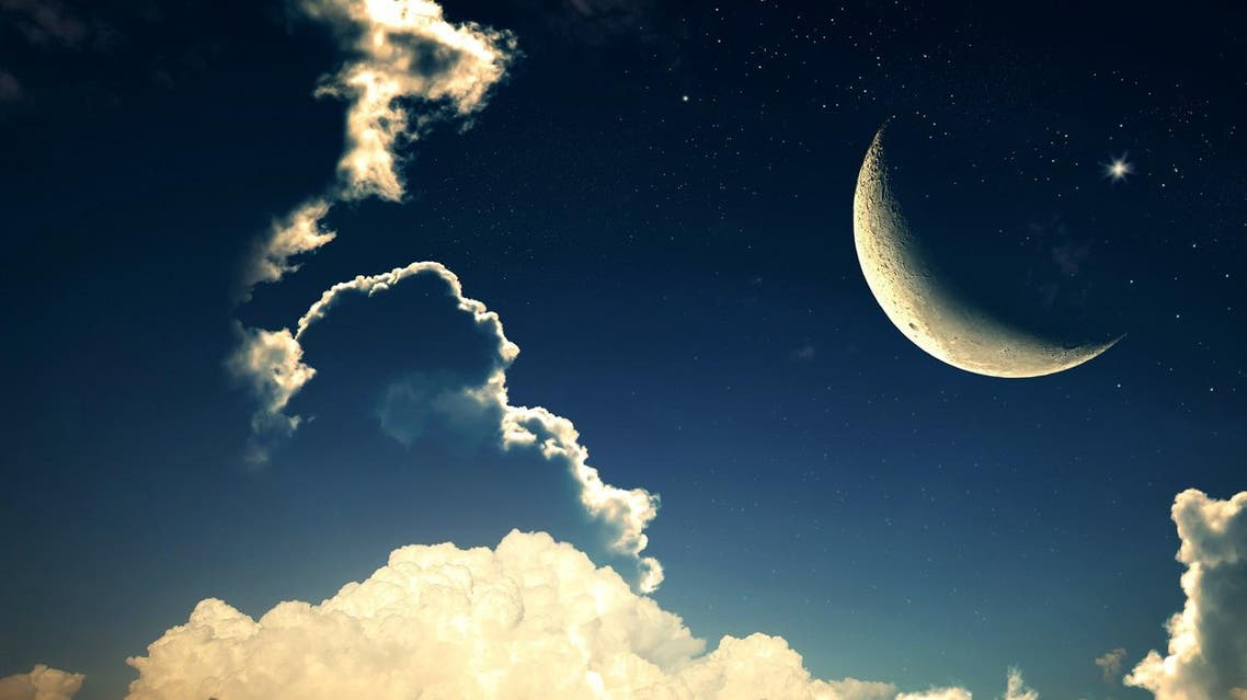 Ramadan moon shutterstock