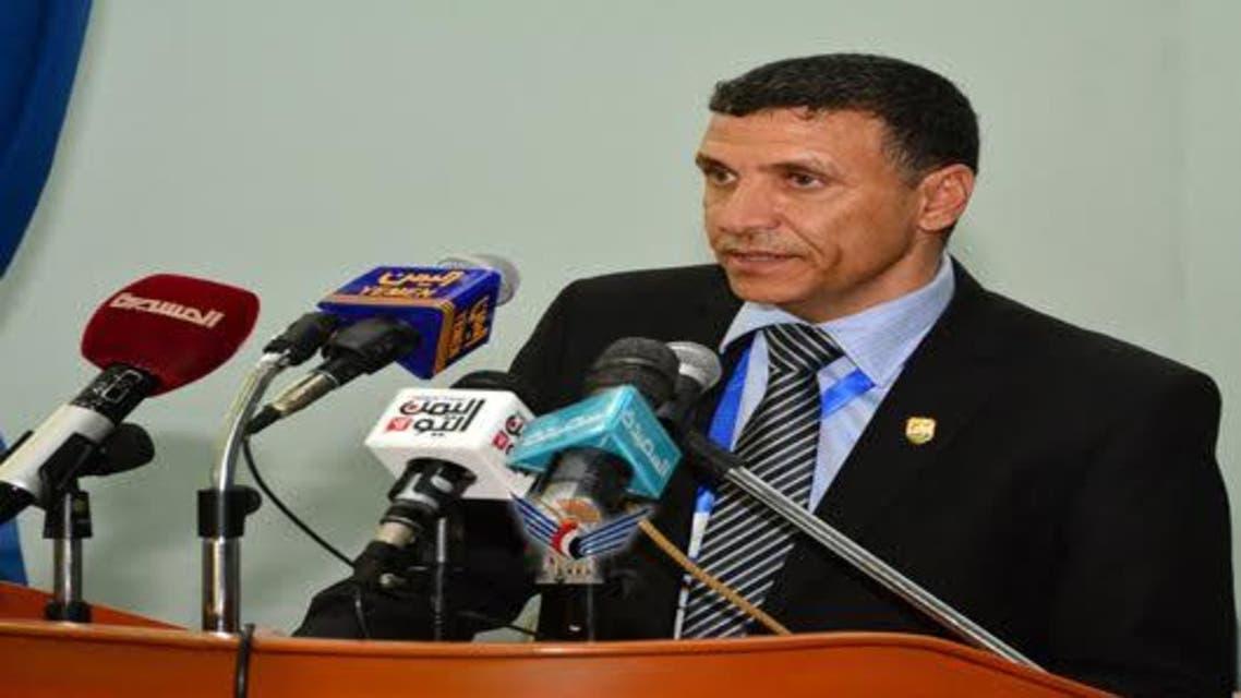 نائب وزير التعليم العالي في حكومة الانقلاب عبدالله الشامي