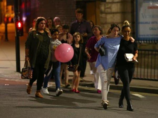 شاهد لحظات الذعر الأولى لانفجار حفل أريانا في مانشستر