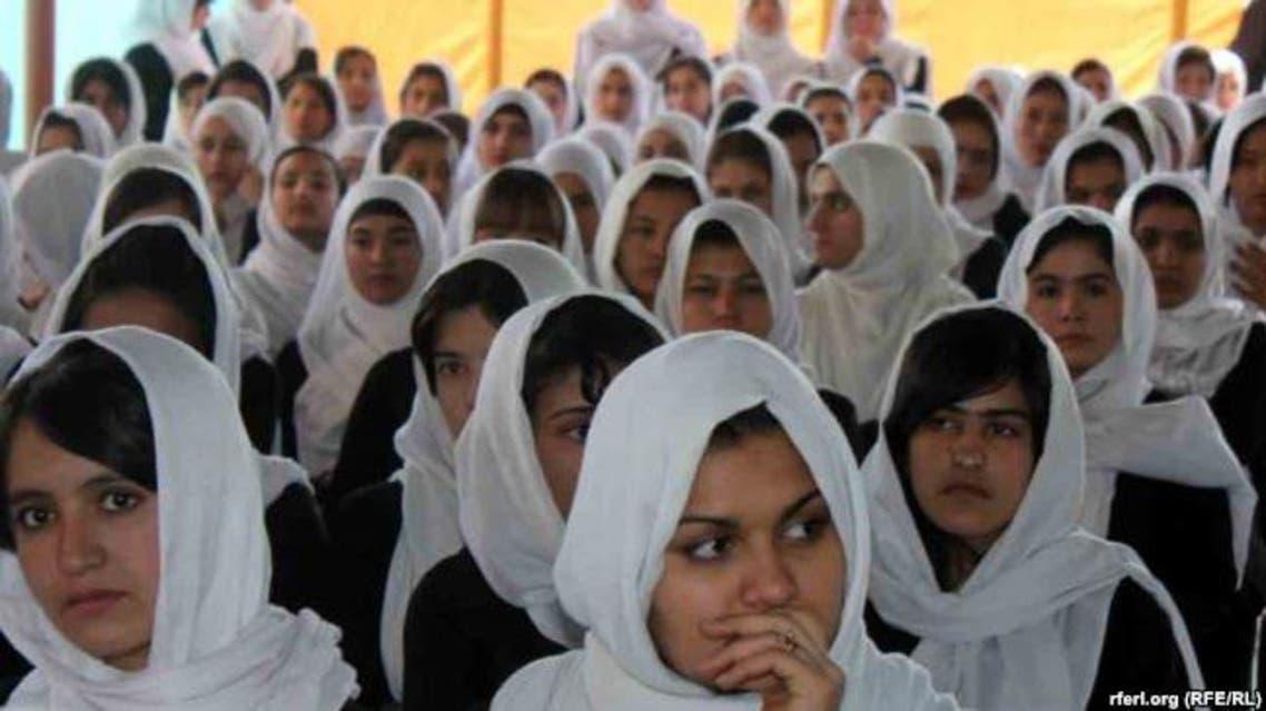شاگردان مکتب افغانستان