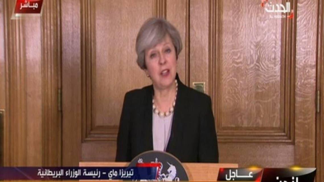 نخست وزیر بریتانیا بالاترین حالت اضطراری را در کشور اعلام کرد