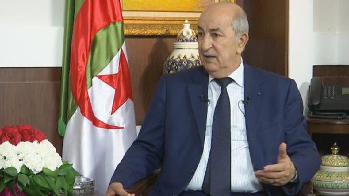 عبد المجيد تبون رئيس الوزراء الجزائري