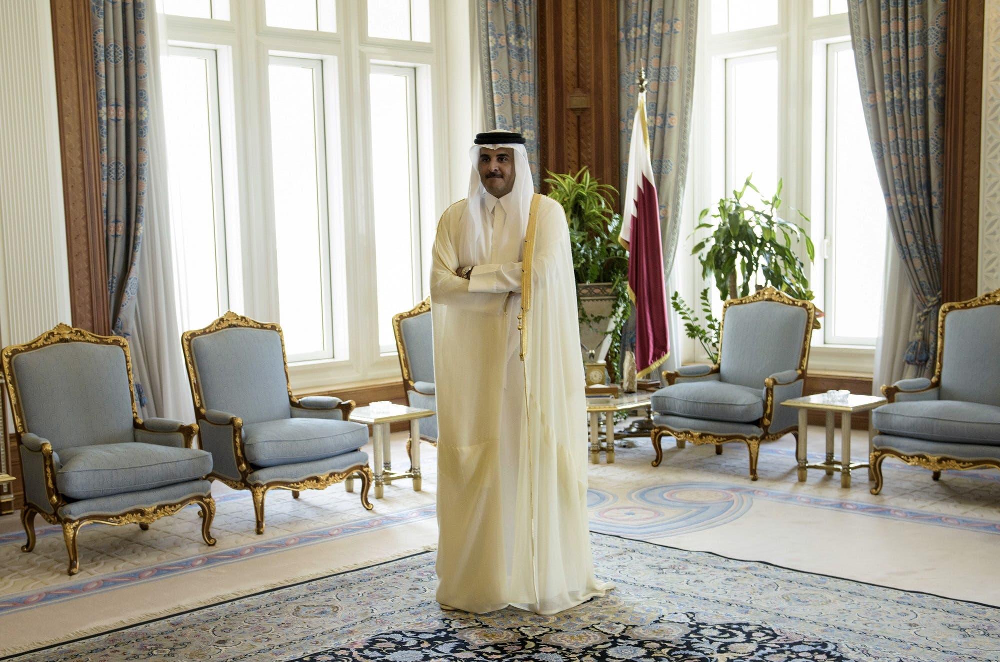 qatar tamim reuters