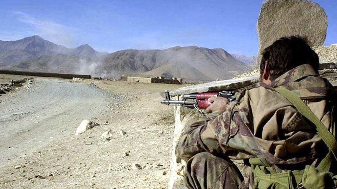 کشته شدن چهار فرمانده گروه داعش در ننگرهار