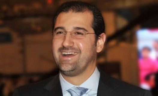 رامي مخلوف ابن خال رئيس النظام السوري بشار الأسد