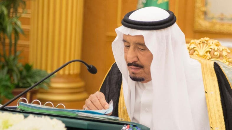 King Salman asserts Palestinians' right to enter Al Aqsa mosque