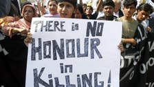 Man 'stoned' to death in Pakistan honor killing