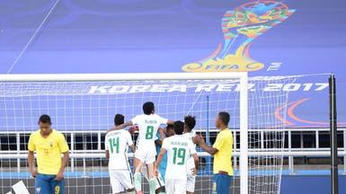 الأخضر يقهر الإكوادور ويحيي آماله في التأهل
