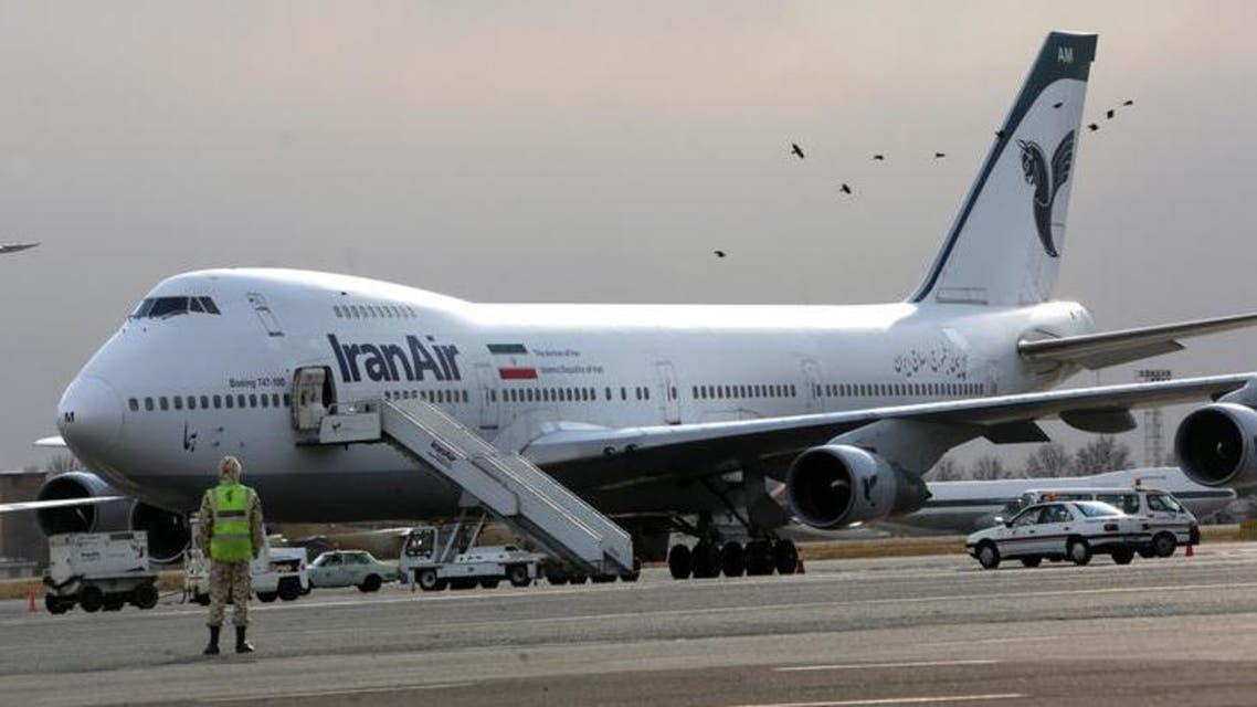 أميركا تراجع عقود الطائرات مع إيران وفقاً للعقوبات