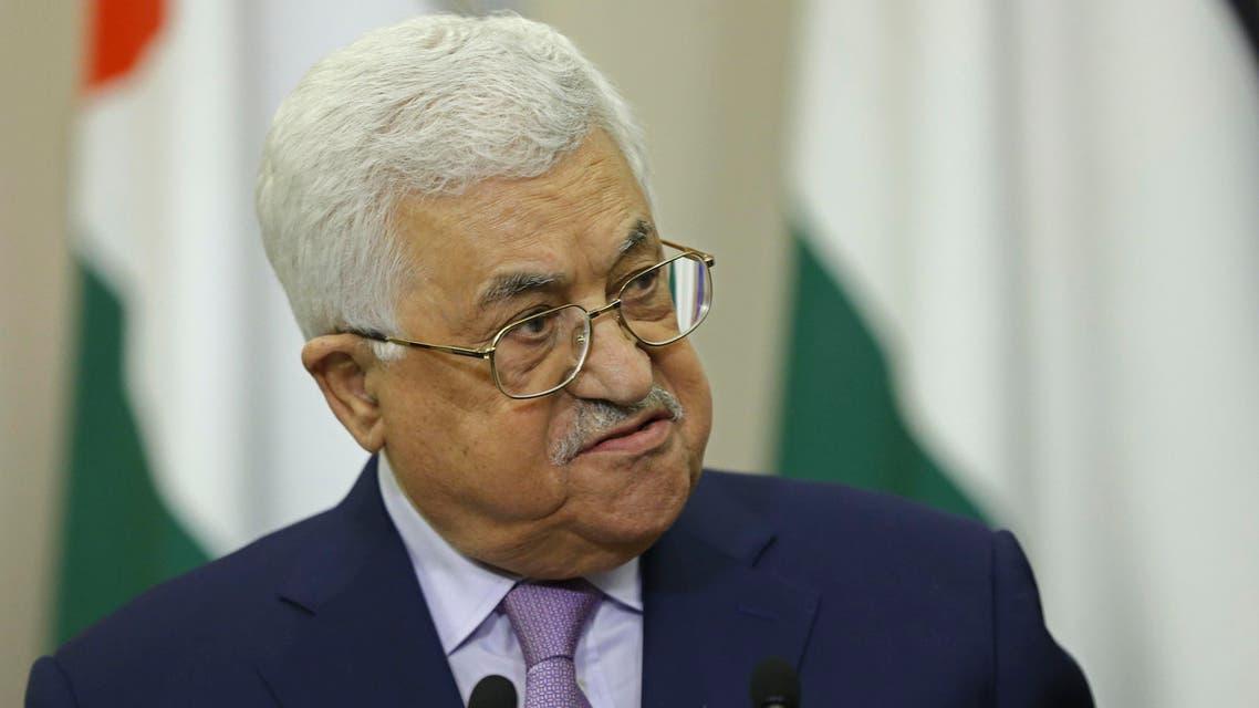الرئيس الفلسطيني محمود عباس 3