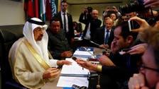 Saudi's Falih calls for more work to cut global oil inventory