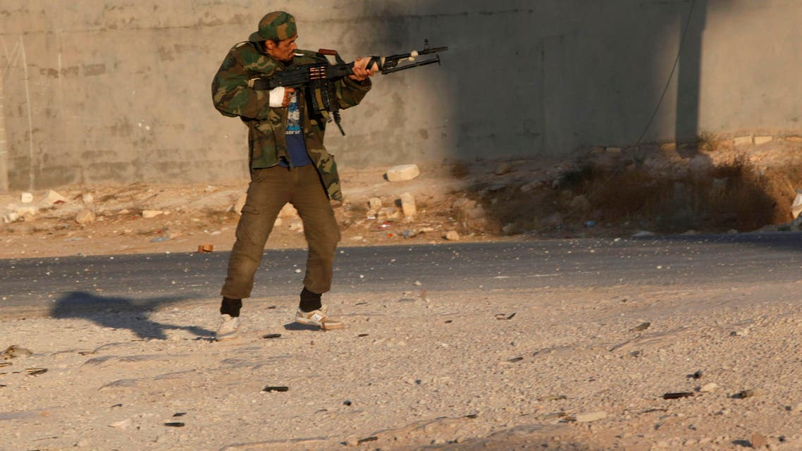 libya tripoli clashes reuters