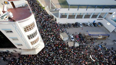 اعتقال 40 شخصاً على خلفية احتجاجات الحسيمة المغربية