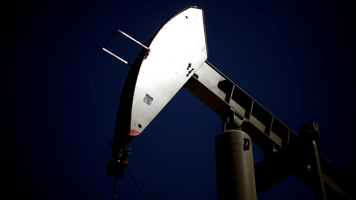A pumpjack brings oil to the surface in the Monterey Shale, California. (File photo: Reuters)