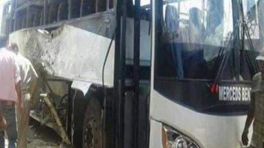 مصر.. مقتل 29 في هجوم بالرصاص على حافلة تقل أقباطاً