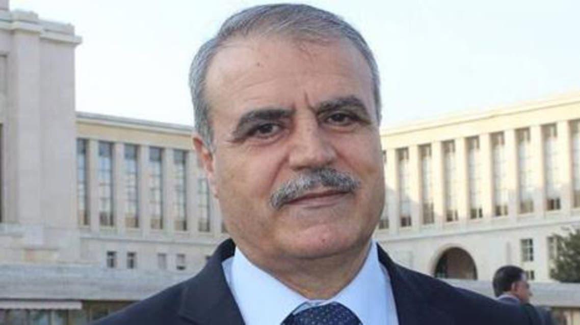 الرئيس الأسبق للوفد السوري المعارض العميد أسعد الزعبي